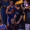 Stephen Curry Puts A Fan In His Place For Trash Talking