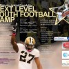 The Malcolm Jenkins Foundation Youth Football Camp