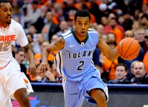 Ricky Tarrant Transferring From Tulane