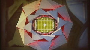 Falcons new Stadium design