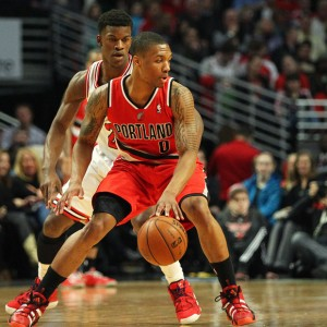 Damian Lillard Wins Rookie Of The Year