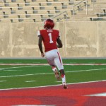 Coogs scrimmage2014