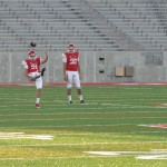 Coogs1 scrimmage2014