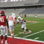 Coogs10 scrimmage2014