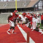 Coogs11 scrimmage2014