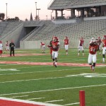 Coogs13 scrimmage2014