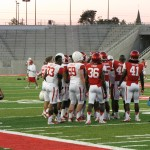 Coogs14 scrimmage2014