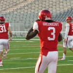 Coogs4 scrimmage2014