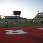 Coogs7 scrimmage2014