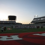 Coogs8 scrimmage2014