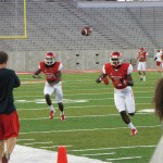 Coogs9 scrimmage2014