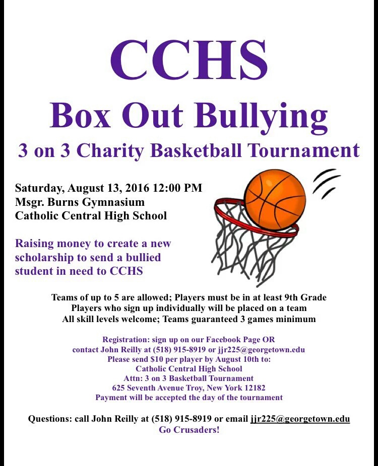 Charity Basketball game